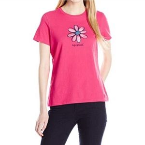 NWT Life Is Good Crusher Tee